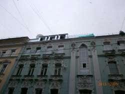 Реконструкция мансарды на историческом здании в центре Москвы
