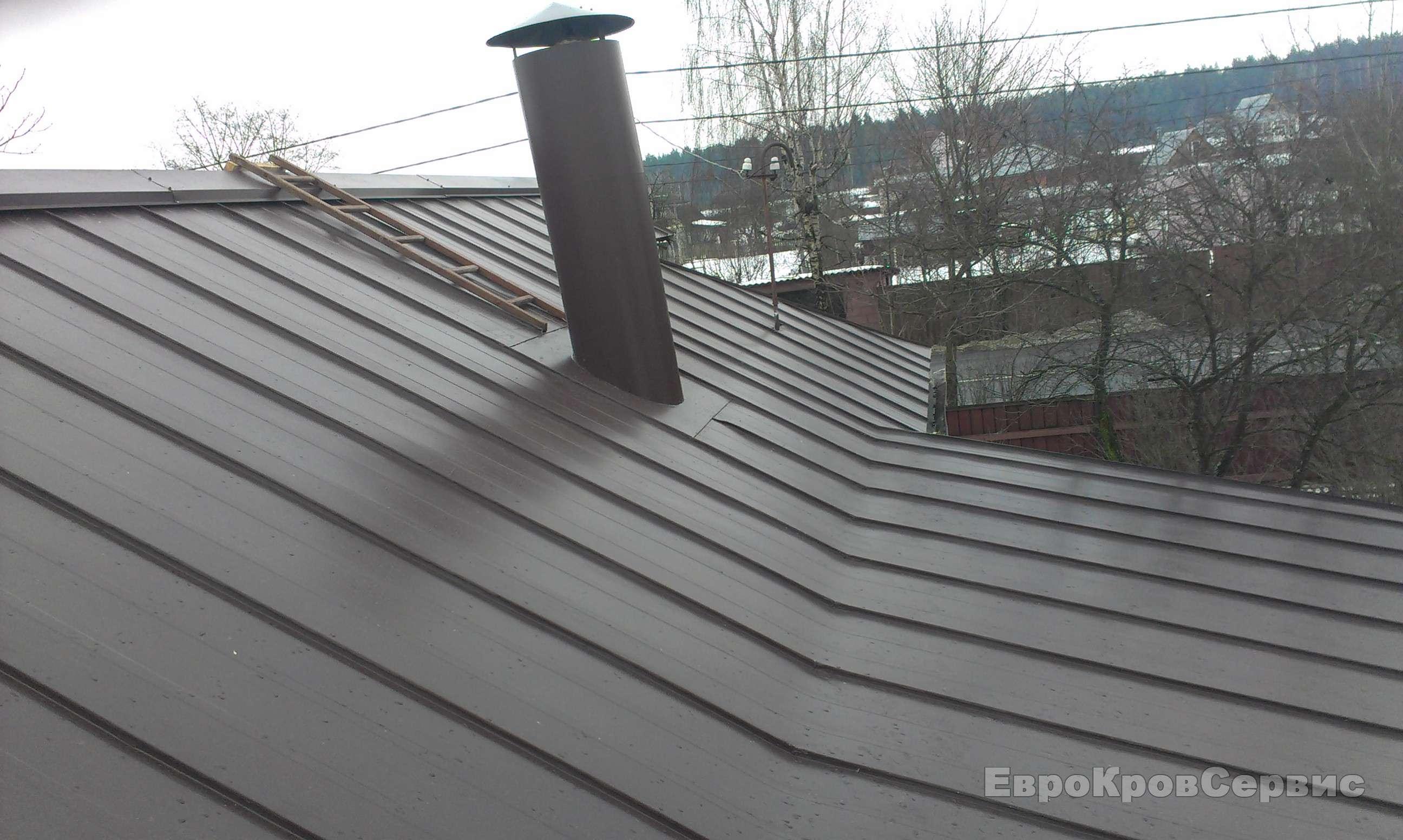 Работ по крыш виды ремонту