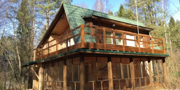 Частный дом в посёлке «Лётчик-Испытатель»
