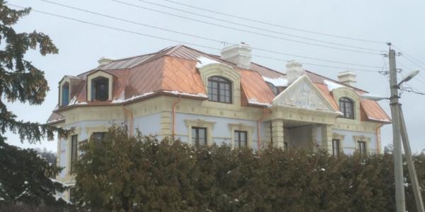 Коттедж в посёлке Тучково